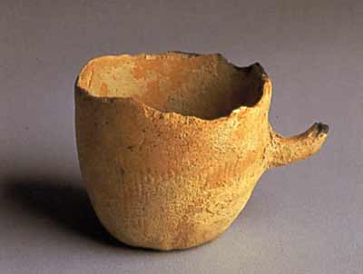 Japanese Hajiki (earthenware), Tumulus period, 3rd-5th century